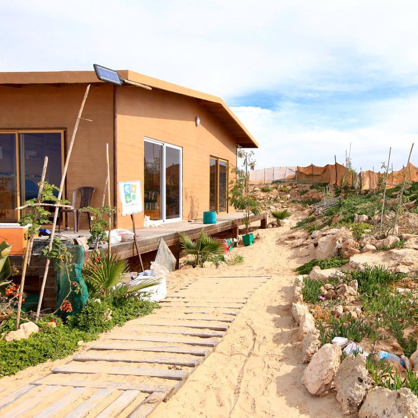 Pro Terra Maroc – Gebäude 2019