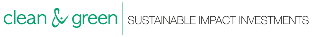 Clean and Green | Sustainable Impact Investments